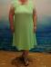 """Сорочка """"Травинка"""" (Smart-Woman, Россия) — размеры 60-62, 64-66, 68-70, 76-78"""