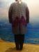 """Кардиган """"Лиловый шик ПЛЮС"""" милано (Smart-Woman, Россия) — размеры 60-62, 64-66, 68-70, 72-74, 76-78, 80-82"""